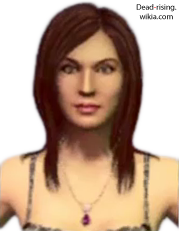 Dead rising madison bust