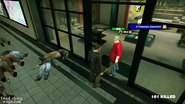 Dead rising man in a bind 4 give weapon