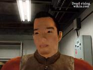 Dead rising survivors in security room (5)