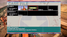 Dead rising 2 Case 0 case file 0-2