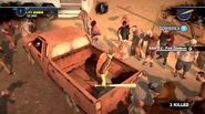 Dead rising 2 Case 0 quarantine zone jumping from vehicles (14)