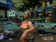 Dead rising zombie heather