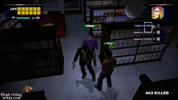Dead rising japanese tourist and greg 1 talk to tourists