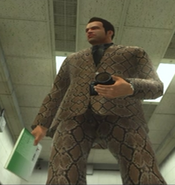 Dead rising Cold Hearted Snake outfit xbox live download 4