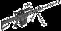 Dead rising case 0 Barrett M82