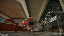 Dead rising food court ceiling