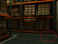 Dead rising lead pipe location in warehouse