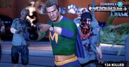 Dead rising 2 Kid's superhero