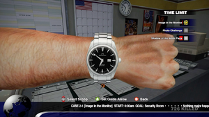 Dead rising day 2 0650 image in monitor
