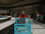 Dead rising shopping cart zombie