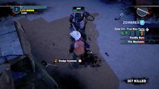 Dead rising 2 case 0 the mechanic battle