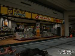 Dead rising north plaza photo