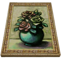 Dead rising paintings flowers