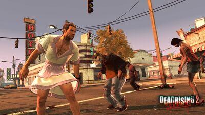 Dead rising 2 case zero dress