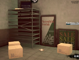 Dead rising case 0 safe house items storeroom bat