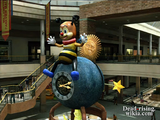 Dead rising pp entrance plaza clock