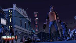 Dead rising 2 case zero hotel