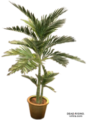 Dead rising Potted Plant 4