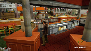 Dead rising oven chris's fine foods