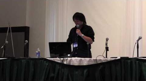 Monty Oum - Anime Boston 2010, 3D Film Making panel part 1