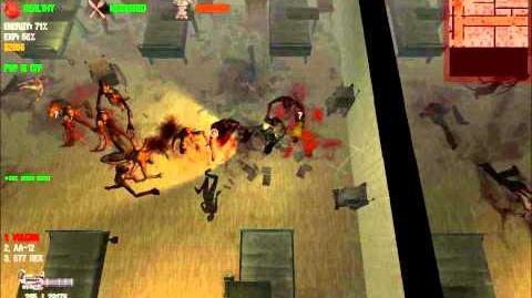 Dead Frontier 3D-NEZ Looting Run 1 (A Spiker)