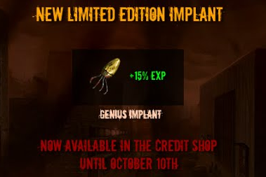 Limitededition geniusimplant