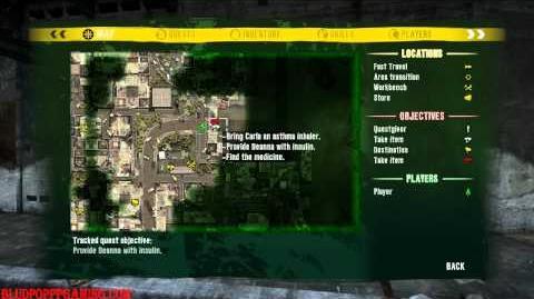 Dead Island Walkthrough - Side Quest - Fast Aid