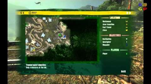 Dead Island - Id Card 79 Location
