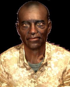 Dead island doyle bust