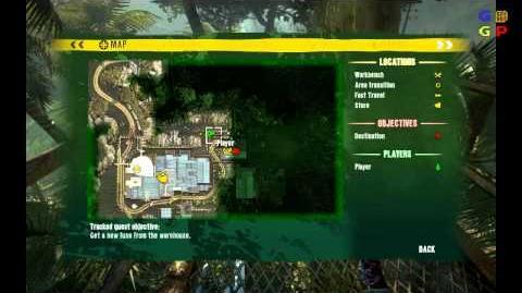Dead Island - Id Card 75 Location
