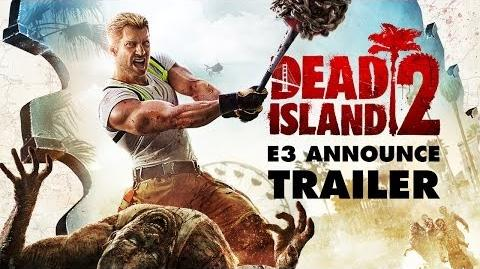 Dead Island Yellow Weapons