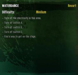Quest Waterdance