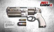 Rico's sig gun
