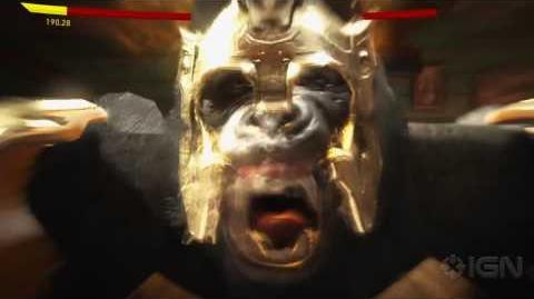 Injustice 2 - Wonder Woman VS Gorilla Grodd 2