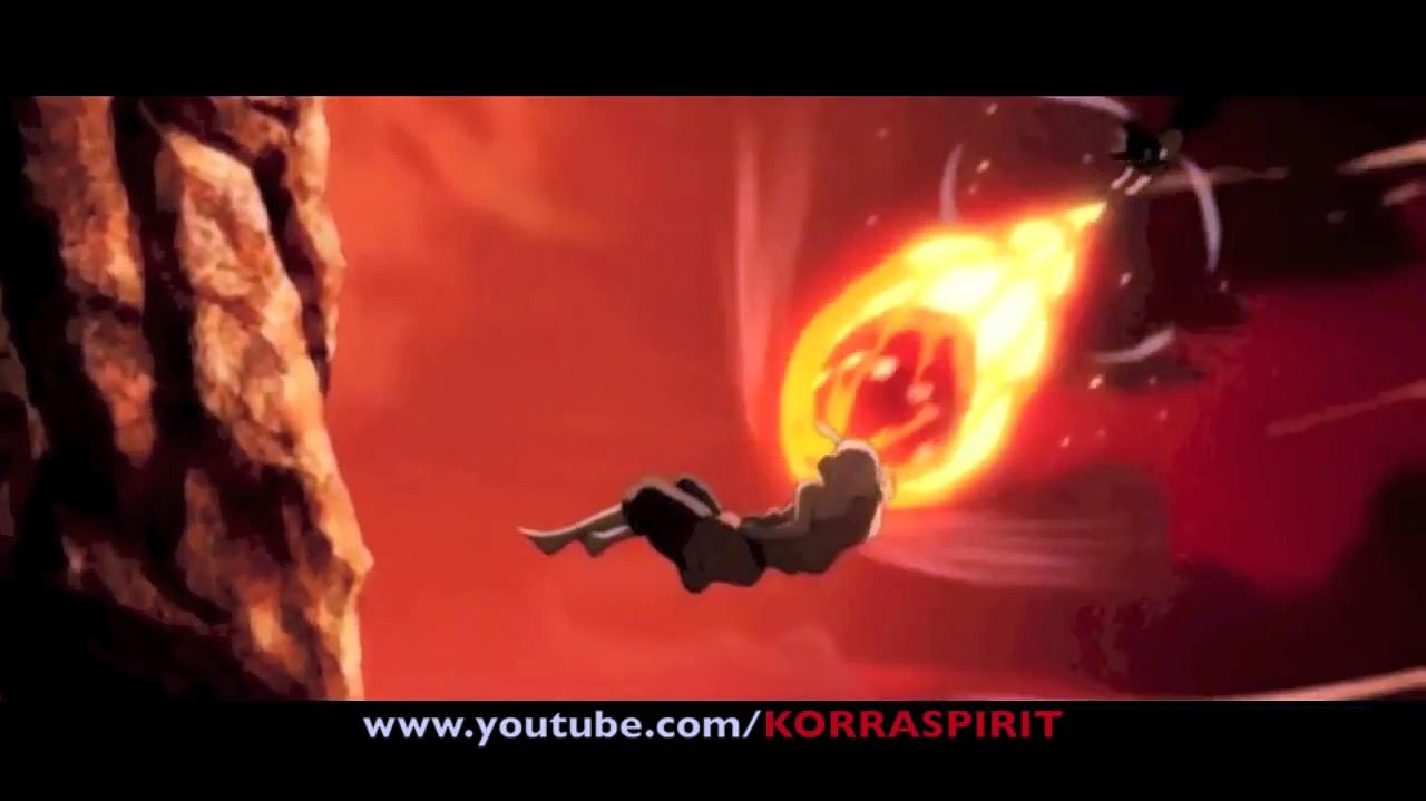 Aang VS Ozai Full Fight HD