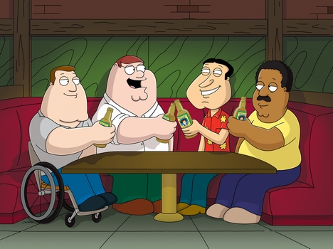 File:Drunken clam The Family Guy game-s468x350-90258.jpg