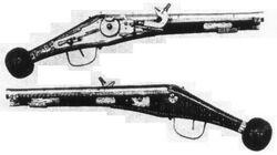 17 Wheel lock pistols
