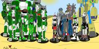 Unit Biohazard Squad