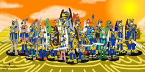 Phalanx Phoenix Force