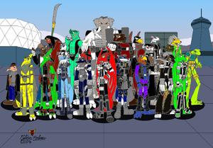 X-Zero Commandos