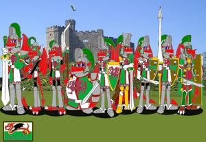 Royal Dragon Knights