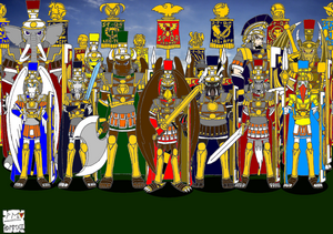 The Legions of the Empire (Legionnaires)