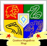 GDI SP 04 - The Four Magnificent Magicians