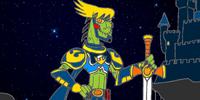 Rako Rohan the Roaming Reptile