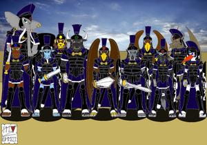 The Legions of the Empire (Praetorian Guards)