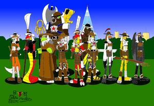 Coyato Han Clan (Redux)