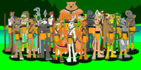 Wild Forest Clan