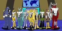 Cyber Commandos