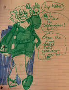 Yuuka weirdpocalypse