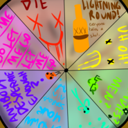 The wheel of fortune 1